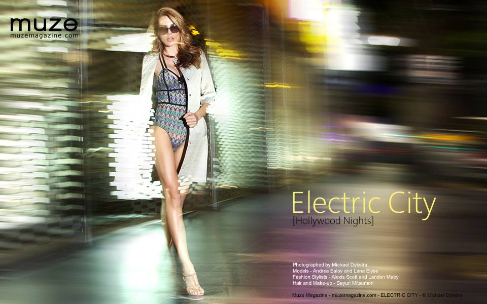 Electric City: Hollywood Nights