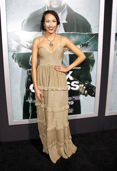 "Marisa Quinn, ""Alex Cross"" Premiere"