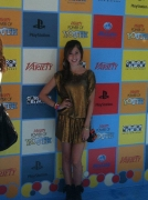 Elizabeth Small on the Red Carpet